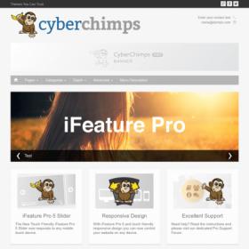 CyberChimps - iFeature Pro 5 WordPress Theme