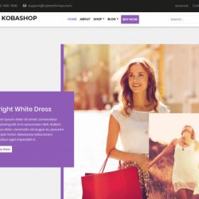 CyberChimps - Kobashop WordPress Theme