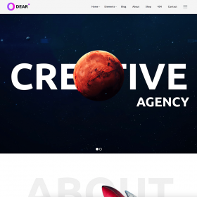 Odear – Multi Concept Creative WordPress Theme 1.2