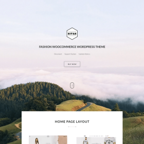 Nitan – Fashion WooCommerce WordPress Theme 2.6