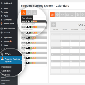 Pinpoint Booking System PRO