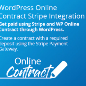 Online Contract Stripe Payments