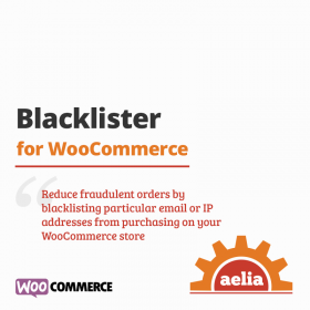 Aelia Blacklister for WooCommerce