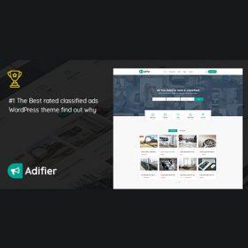 Adifier – Classified Ads WordPress Theme 3.8.6