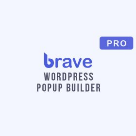 Brave WordPress Popup Builder Pro 0.3.5