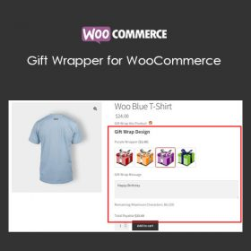 Gift Wrapper for WooCommerce 3.0