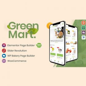 GreenMart – Organic & Food WooCommerce WordPress Theme 3.0.5