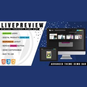 LivePreview – Theme Demo Bar for WordPress 1.2.3