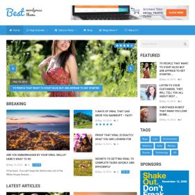 MyThemeShop Best WordPress Theme 2.2.11