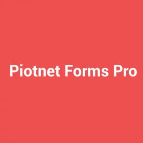 Piotnet Forms Pro 1.0.69
