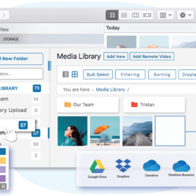 WP Media Folder + Addons