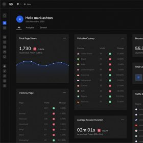 Admin 2020 Pro Modern WordPress Dashboard Theme 2.0.6