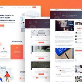 MyThemeShop Agency WordPress Theme 1.0.8