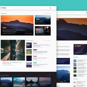 MyThemeShop Ahead WordPress Theme 1.0.10