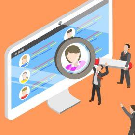Pie Register Profile Search