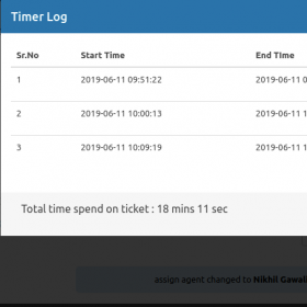 SupportCandy Timer 1.0.5