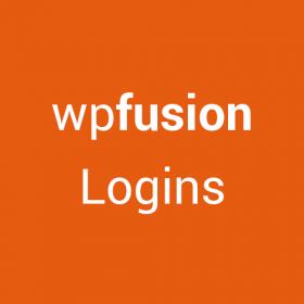 WP Fusion – Logins 1.2.3