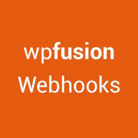 WP Fusion – Webhooks 1.3.1