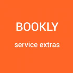 Bookly Service Extras 4.0