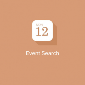 EventOn – Event Search Extension 0.7