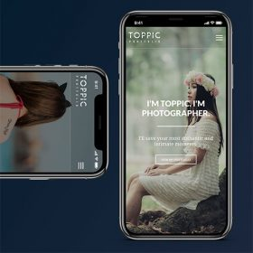 TopPic – Portfolio Photography Theme 4.0.4