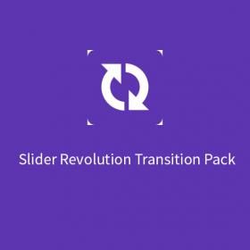 Slider Revolution Transition Pack 1.0.2